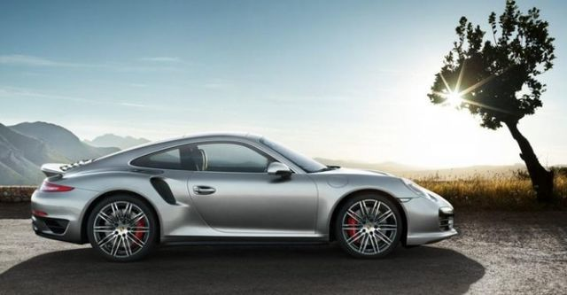 2016 Porsche 911 Turbo Coupe  第2張相片