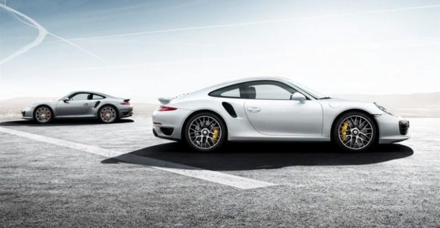 2016 Porsche 911 Turbo Coupe  第4張相片
