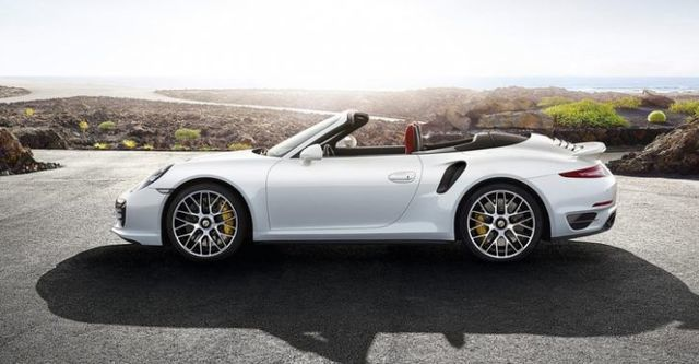 2016 Porsche 911 Turbo S Cabriolet  第4張相片