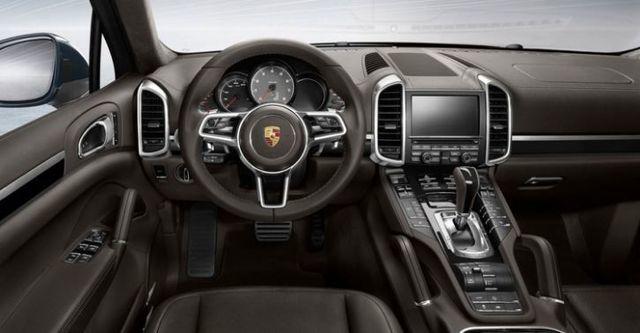 2016 Porsche Cayenne 3.6  第8張相片