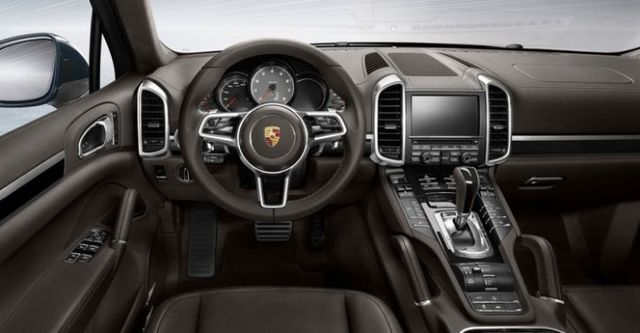 2016 Porsche Cayenne Turbo  第10張相片