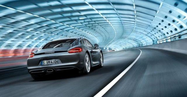 2016 Porsche Cayman 2.7  第4張相片
