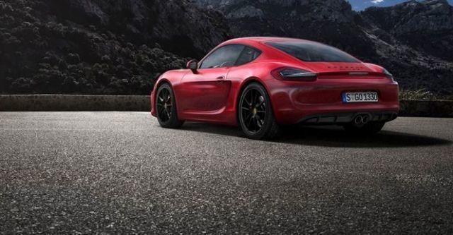 2016 Porsche Cayman GTS  第6張相片