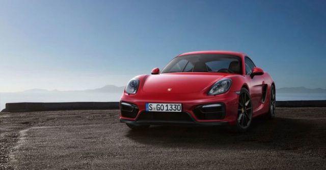 2016 Porsche Cayman GTS  第8張相片