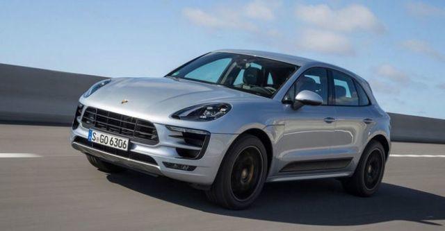 2016 Porsche Macan GTS  第1張相片