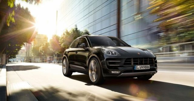 2016 Porsche Macan Turbo  第1張相片
