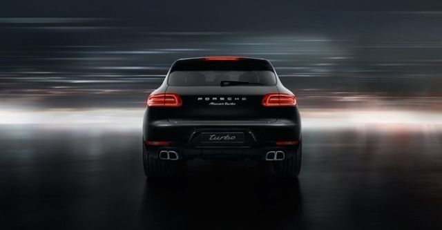 2016 Porsche Macan Turbo  第5張相片