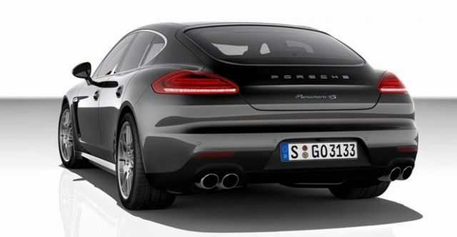 2016 Porsche Panamera 4S  第2張相片