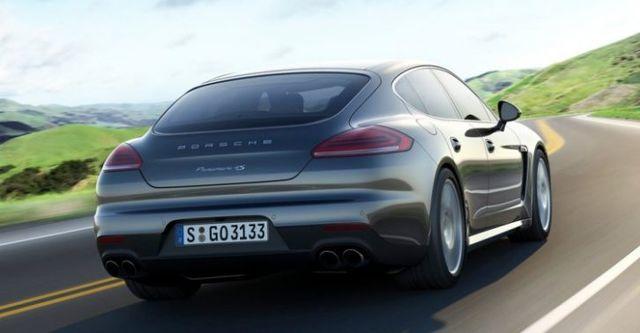 2016 Porsche Panamera 4S  第4張相片
