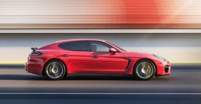 2016 Porsche Panamera GTS  第3張相片