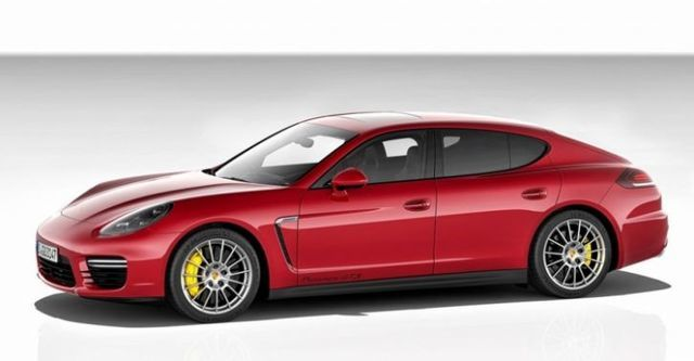 2016 Porsche Panamera GTS  第4張相片