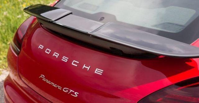 2016 Porsche Panamera GTS  第6張相片