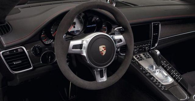 2016 Porsche Panamera GTS  第8張相片