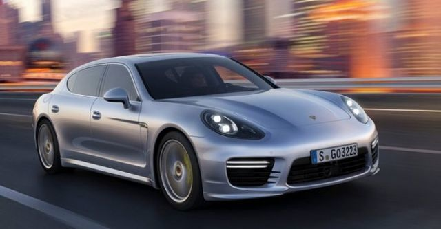 2016 Porsche Panamera Turbo Executive  第1張相片