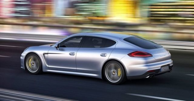 2016 Porsche Panamera Turbo Executive  第2張相片