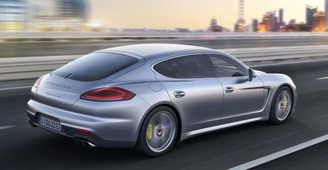 2016 Porsche Panamera Turbo Executive  第4張相片