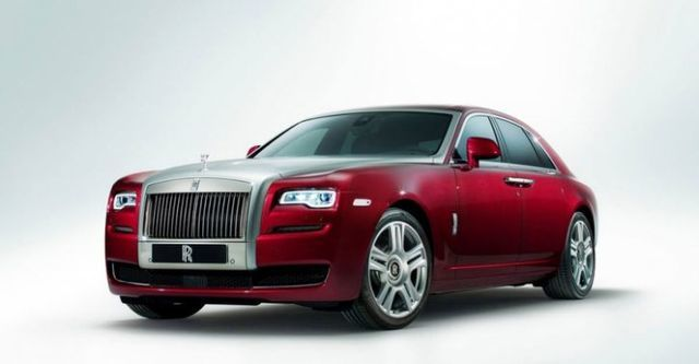 2016 Rolls-Royce Ghost Series Ⅱ 6.6 V12  第1張相片