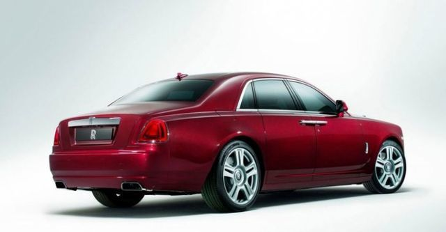 2016 Rolls-Royce Ghost Series Ⅱ 6.6 V12  第3張相片