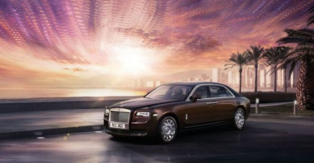 2016 Rolls-Royce Ghost Series Ⅱ 6.6 V12  第5張相片