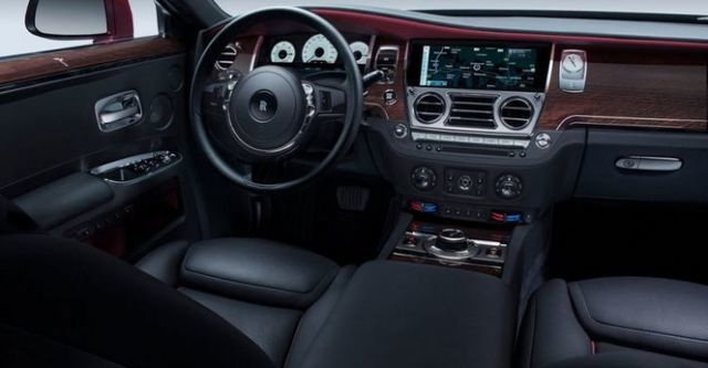 2016 Rolls-Royce Ghost Series Ⅱ 6.6 V12  第7張相片