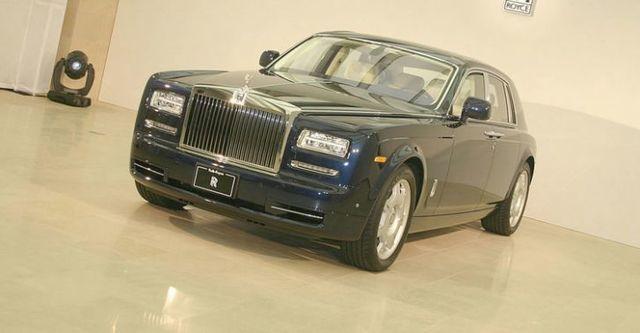 2016 Rolls-Royce Phantom Series Ⅱ 6.75 V12  第1張相片