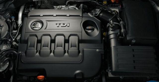 2015 Skoda Octavia Sedan 1.6 TDI Elegance  第6張相片