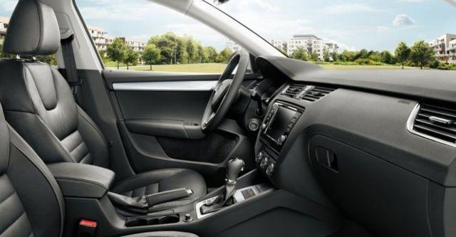 2015 Skoda Octavia Sedan 1.6 TDI Elegance  第8張相片