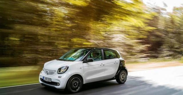2016 Smart Forfour 66kW Passion  第1張相片