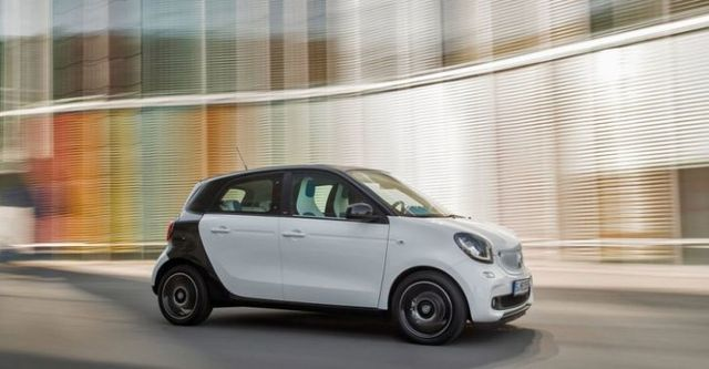 2016 Smart Forfour 66kW Pure  第1張相片