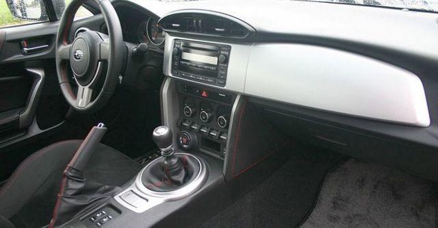 2016 Subaru BRZ 2.0 6MT  第4張相片