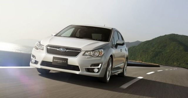 2016 Subaru Impreza 1.6i  第1張相片