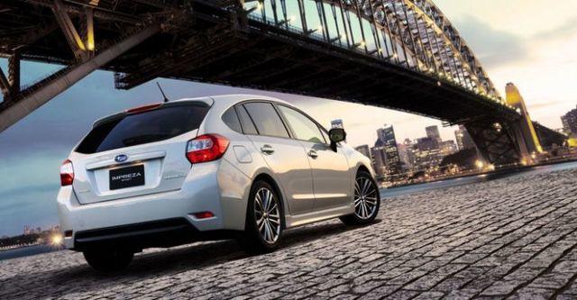2016 Subaru Impreza 1.6i  第4張相片