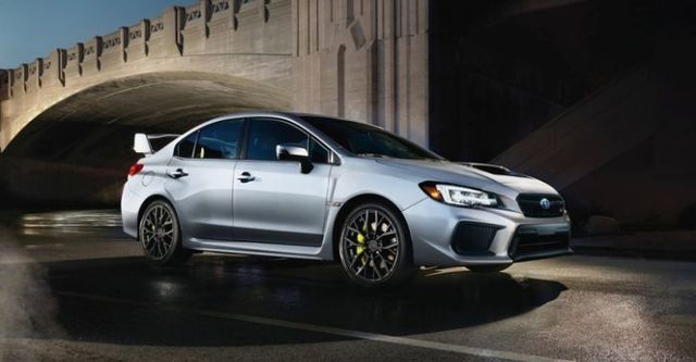 2018 Subaru WRX STI 2.5 Premium