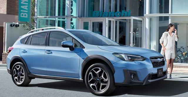 2018 Subaru XV 2.0 i