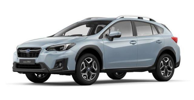 2018 Subaru XV 2.0 i-S