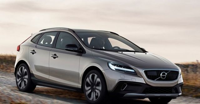 2018 Volvo V40 Cross Country T4安全旗艦版  第1張相片