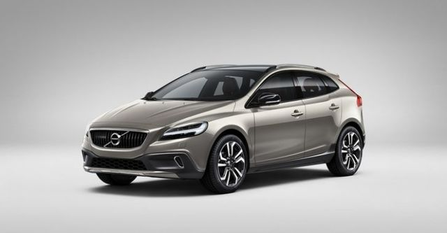 2018 Volvo V40 Cross Country T4安全旗艦版  第6張相片