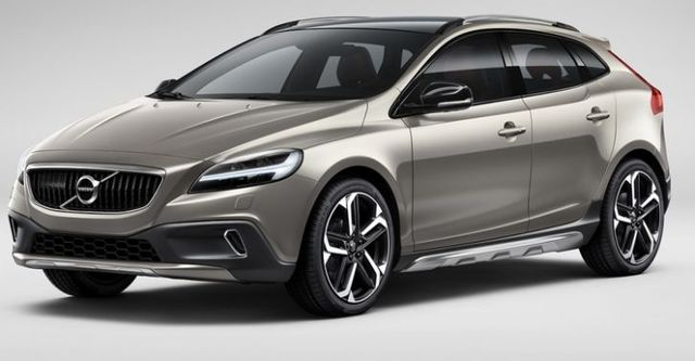 2018 Volvo V40 Cross Country T4安全運動版
