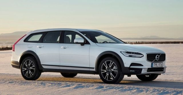 2017 Volvo V90 Cross Country T6 Pro AWD