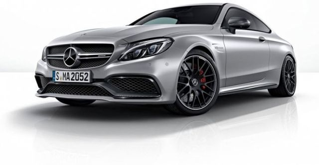 2016 M-Benz C-Class Coupe AMG C63  第1張相片
