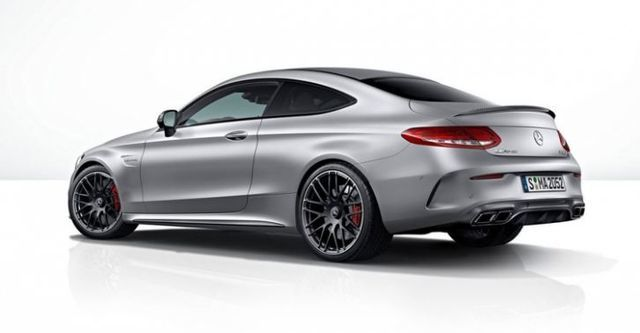 2016 M-Benz C-Class Coupe AMG C63  第2張相片