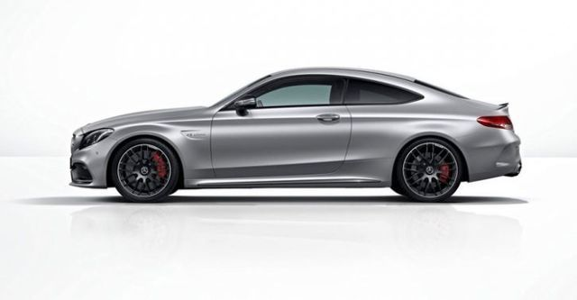 2016 M-Benz C-Class Coupe AMG C63  第3張相片