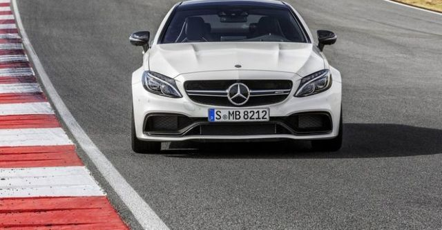2016 M-Benz C-Class Coupe AMG C63  第4張相片