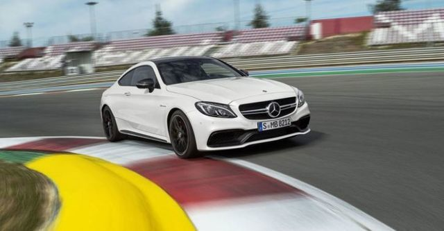 2016 M-Benz C-Class Coupe AMG C63  第5張相片
