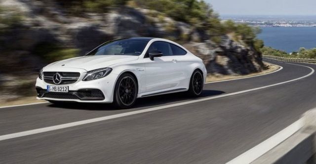 2016 M-Benz C-Class Coupe AMG C63  第6張相片