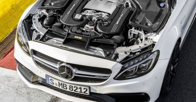 2016 M-Benz C-Class Coupe AMG C63  第7張相片