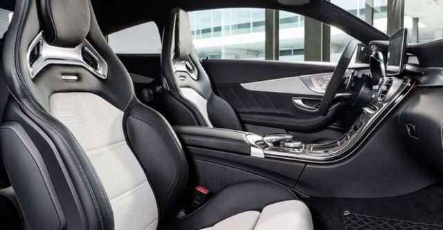 2016 M-Benz C-Class Coupe AMG C63  第8張相片