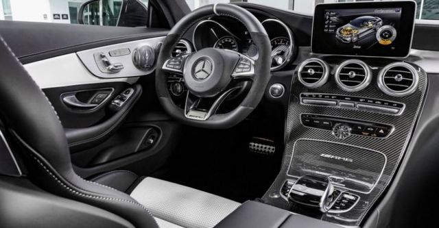 2016 M-Benz C-Class Coupe AMG C63  第9張相片