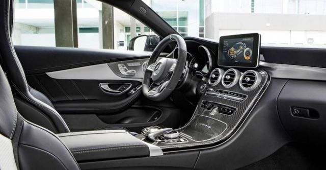 2016 M-Benz C-Class Coupe AMG C63  第10張相片