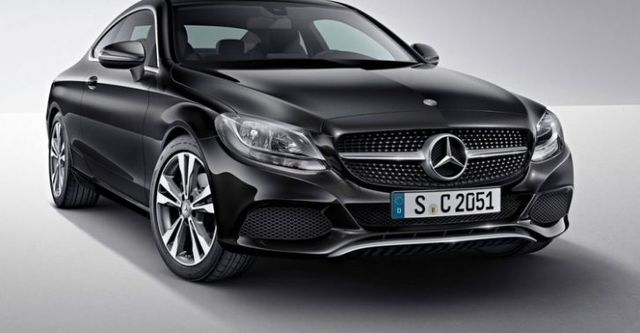 2016 M-Benz C-Class Coupe C180  第1張相片